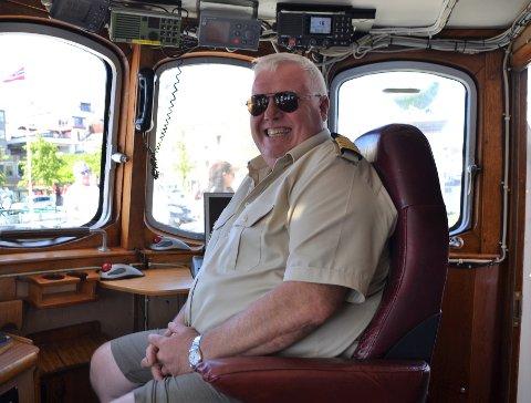 Skipper Ole Tønder er fornøyd med den sesongen Gripruta har lagt bak seg..