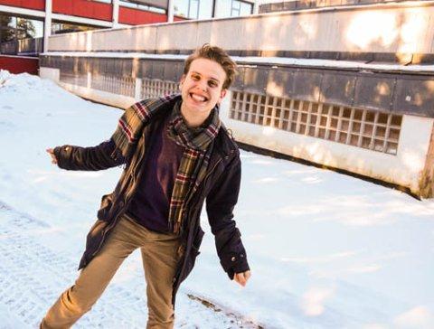 JIPPI! Jakob Semb Aasmundsen hadde en drøm om å komme på gaysir-lista en gang før han dør. I dag ble det kjent at han er årets homotopp - allerede som 19-åring.