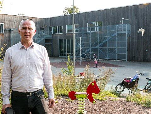 Bekymret: – Regjeringen har ikke lagt nok penger på bordet til Ruter og kollektivtransporten til at rutetilbudet er trygt utover høsten, og jeg opplever det som en svært uavklart situasjon, mener MDGs Øyvind Solum.