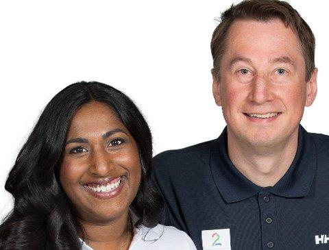 Siri Nilmine Avlesen-Østli blir programleder og Jørn Sundby kommentator da Tv2 skal følge Femundløpet.