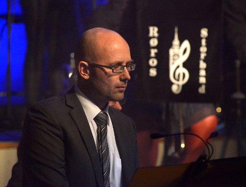 Pianist Per Ole Molaug.