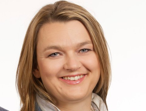 FIKK TOPPJOBB: Hege Iren Frantzen fra Ås stilte som kandidat til ledervervet i Norsk Journalistlag. Torsdag fikk hun jobben.