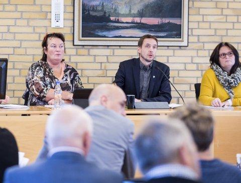 Siste runde: Rådmann Hege Sørlie ble av flertallet bedt om å utrede konsekvensene av å samlokalisere legetjenesten i det nye omsorgssenteret, som fremdeles er på tegnebrettet.