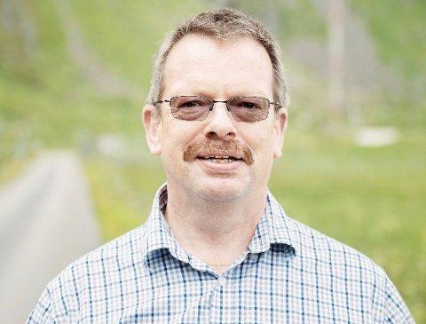 Odd Arne Andreassen (Sp) er opptatt av Forsvaret.