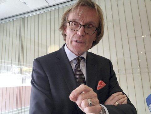 Fredag formiddag skal havnerådet avgjøre om havnedirektør Inge Tangerås får sparken eller blir oppsagt.   FOTO: GEIR KVILE