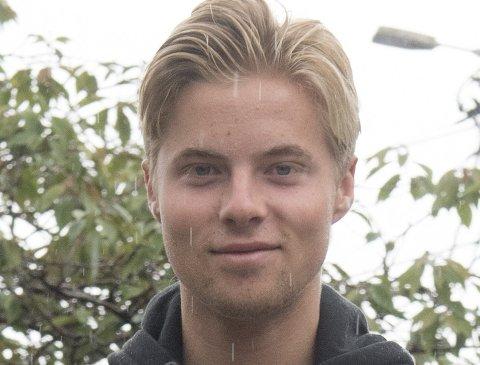 Emil Hansson er klar for Waalwijk.