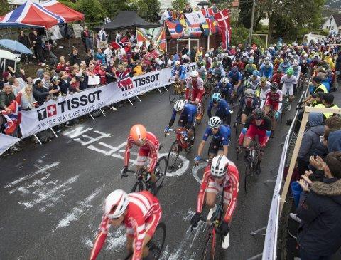Sykkel-VM i Bergen ble gjennomført i løpet av ni dager i september 2017. Det økonomiske etterspillet tar derimot mye lengre tid.