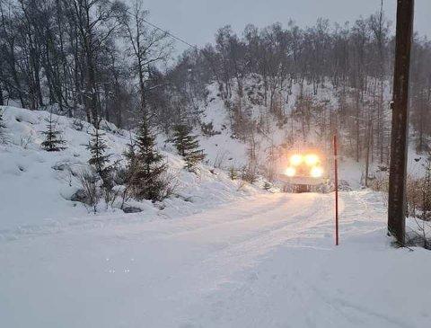 På Totland og Frotveit ble det kjørt opp ferske skispor mandag. Bergen kommunes idrettsetat ønsker folk velkommen til fjells.