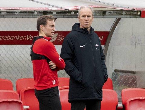Amer Ordagic er fast bestemt på å overbevise Kåre Ingebrigtsen om at han har en Brann-fremtid. Men først må han komme seg tilbake på fotballbanen.
