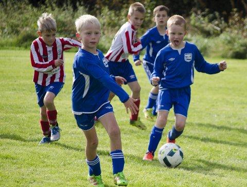 Tunga rett i munnen: Utviklingsansvarlig i FFK, Alexander Olsen stiller spørsmål om det trenes riktig i barne- og ungdomsfotballen.