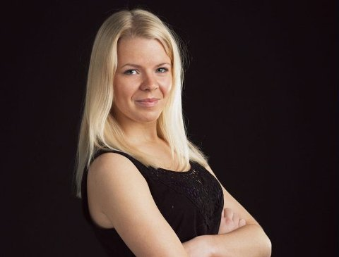 Cristina Andersen skal synge med Jens Wendelboe og Jernbanens Musikkorps.
