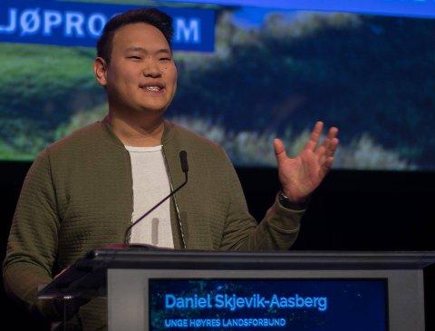 Daniel Skjevik-Aasberg beskriver det som både uhørt og uakseptabelt at han ble nektet innsyn i dokumentene.