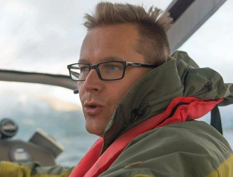 KONTAKTMANN: Lennarth Kvernmo var kontaktpunktet mellom de som kom med innspill om vindkraft og Narvik kommune. Han avviser at administrasjonen ønsket å bedrive hemmelighold.