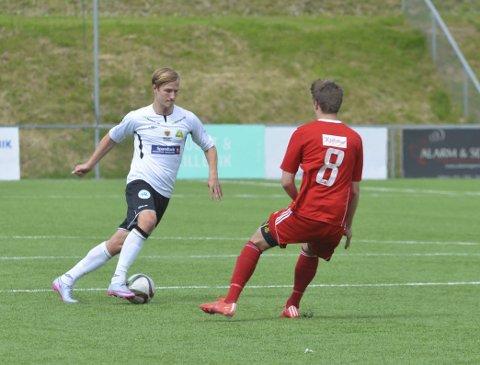 UBESEIRET: Gran har tre strake seirer etter Jo Vetle Rimstad sin inntreden på laget.
