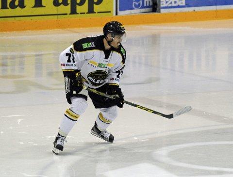 TØFF START: Peter Lorentzen har hatt en tøff sesonginnledning med sitt Stavanger Oilers, men har troen på bedre tider for Oilers i tiden som kommer.