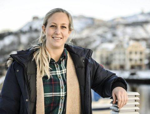Anette Helene Hansen, tidligere kaptein og toppscorer i Halden HK, skal prøvespille for fransk toppklubb.