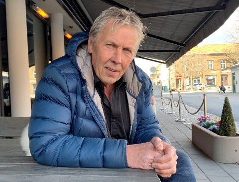 NY LEDER: Øyvind Westad er æresmedlem i Degernes IL. Tirsdag kveld klappes han inn som ny styreleder i eliteklubben Halden Topphåndball.