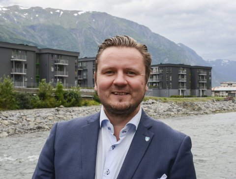 Tvilende: Erlend Nævdal Bolstad (H) sa at Høyre var usikre på om kommunalt verksted var den beste løsningen for Ullensvang kommune, og ønsket en grundigere utredning. Arkivfoto: Ernst Olsen