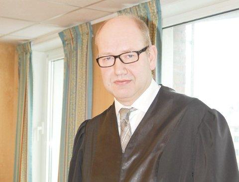 Forsvarer: Tiltaltes forsvar, Finn Ove Smith, forteller at hans klient er glad for at retten trodde hans forklaring. FOTO: Stig Bjørnar Karlsen