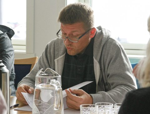OVERTAR: MDG gjorde et brakvalg i Vardø, og førstekandidat Ørjan Jensen blir ordfører – på bekostning av brorens gjenvalg. Han valgte å legge personlige følelser til side.