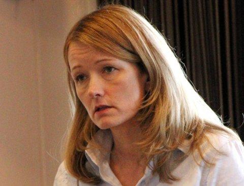 NY TITTEL: Nina Bordi Øvergaard har vært rådmann de siste seks årene i Sør-Varanger kommune. De neste seks blir hun kommunedirektør.