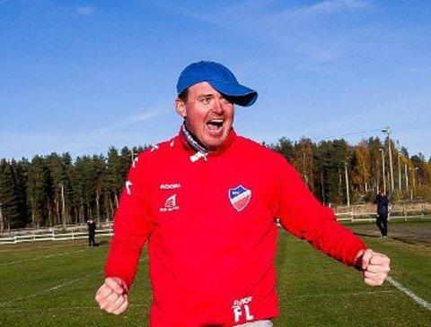 KJØR DA: Fansen kan glede seg til en ny tv-sesong med Fredrik Larsen og Blakers fotballgutter.