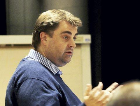 Interpellasjon: Espen Watne Andresen (MDG) ønsker mer kunnskap om konsekvenser før han sier ja eller nei. Foto: Pål Nordby