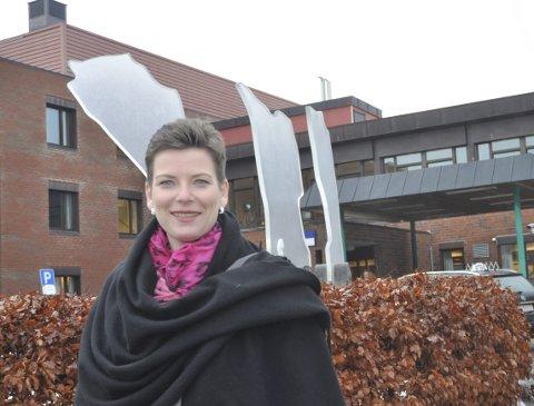 – Selg: Frp og Henriette Fluer Vikre foreslår å selge Kragerø sykehus.