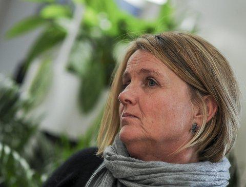 TAR GREP: Kommunedirektør Bente Gravdal sier de allerede er i gang med tiltak for å sikre gode tjenester.