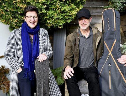 COUNTRY: Det måtte jo bli september. September Harvest slipper sitt debutalbum i disse dager. I november kommer Petra Røise og Morten Haugen til bygdetunet med sin melodiøse og melankolske musikk.