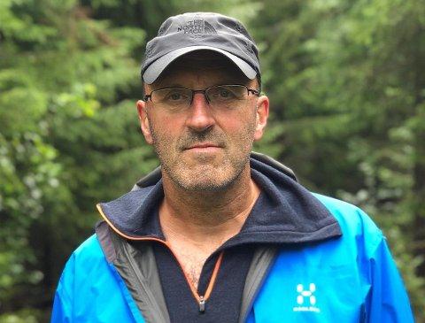 Iver Olav Sunnset er ny kommunalsjef på Vestvågøy.
