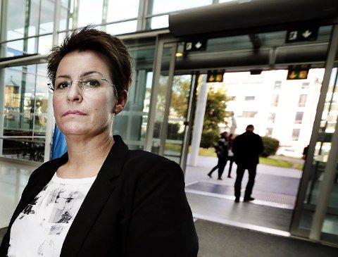 TILLIT: Tidligere kommunaldirektør Eva T. Olsen sier Arne Kjell Johansen var en dyktig leder da hun var hans nærmeste leder. Olsen vitnet i rettssaken mot Tromsø kommune.