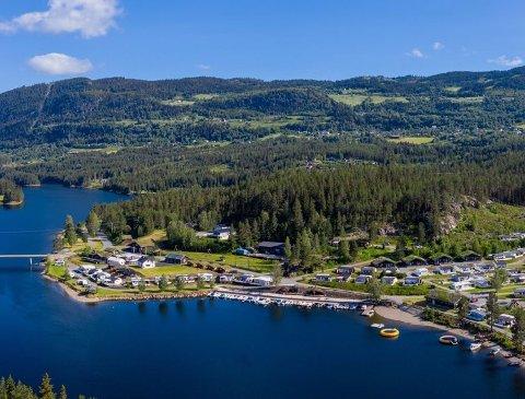 POSITIVE REAKSJONER: det er mange positive reaksjoner til tilbudet, sier Jan Opheim, medeier i Aurdal fjordcamping.