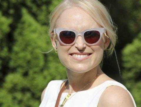 Populære Eva Weel Skram opptrer på Hellviktangen i sommer.