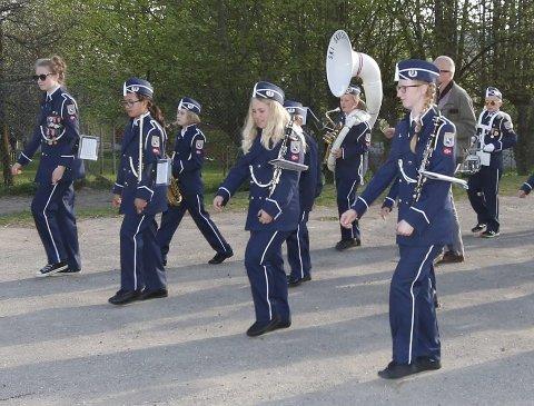 TRENGER FLERE: Ski skolekorps rekrutterer flere barn til korpset med det nye prosjektet i høst.
