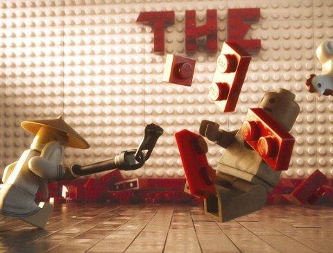 «Lego®Ninjago Filmen»