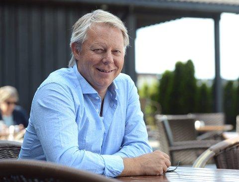 SER FRAMOVER: Kunstnerisk leder i Festspillene i Elverum, Ole Edvard Antonsen, er allerede i gang med å planlegge neste års festspill.