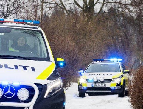UTFORDRING: Folk på Innlandet oppgir at de føler politiet bruker for lang tid på utrykning. Politimesteren sier at det er viktig for dem, og at de jobber med å bli bedre på det. Han vil likevel ikke love at ressursene spres utover.ILLUSTRASJONSFOTO: Gorm Kallestad / NTB scanpix
