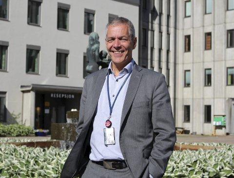 Sverre Gotaas: – Vi finner plass til ny stor fabrikk.