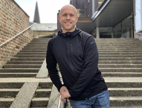 Scoringssnitt på 1,7: Iver Solheim har et meget pent scoringssnitt for Herøya etter at han vendte hjem fra Bergen høsten 2017. I år sikter han nok en gang inn på over 20 fulltreffere.