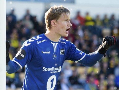 Sondre Rossbach får enda tøffere kamp om plassen på landslaget.