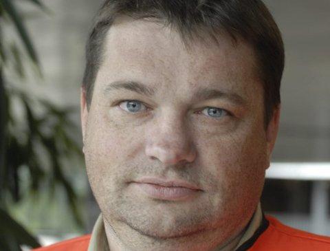 Uro: Pressesjef Kjell Bjørn Vinje er urolig for utviklingen med varsling av kontroller på Facebook.Foto: Knut Opeide