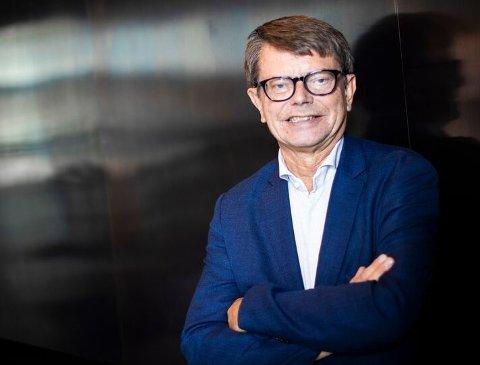 FLERE ARBEIDSPLASSER: – Vi ønsker å tiltrekke oss kunnskapsbedrifter, sier styreleder i Ringerike Næringsfond AS, Torger Reve.