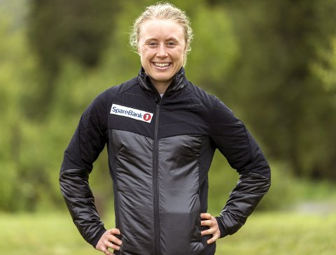 Nye mål: Ragnhild Haga er godt i gang med treningen foran kommende sesong, hvor VM er høydepunktet. Foto: NTB Scanpix