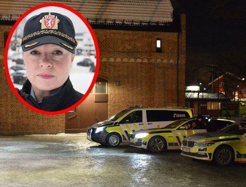 Politiførstebetjent Anne Kathrine Hofseth Gundersen leder av forebyggende avdeling i Ullensaker lensmannsdistrikt.