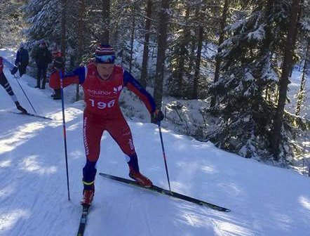 Fristil: Eivind Kjennerud, NC Nes, 15 km og gikk inn til en 38. plass av 138 startende.