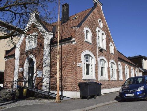 Kjøpt i desember: Amanastiftelsen fra Oslo kjøpte Røde Kors-huset for 4,2 millioner kroner. Alle foto: Morten Fredheim Solberg
