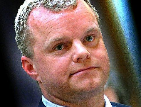 LEDER PARTIET: Kai Roger Hagen er leder av interimstyret i lokalpartiet Sammen For Sarpsborg. Nærmere 80 personer har bekreftet at de vil være medlemmer av partiet.
