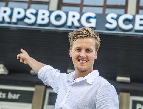 Får medhold: Det ligger an til at Philip Bøckmann får tilskudd fra kommunene til oppsetting av «Natt i Nisseland».