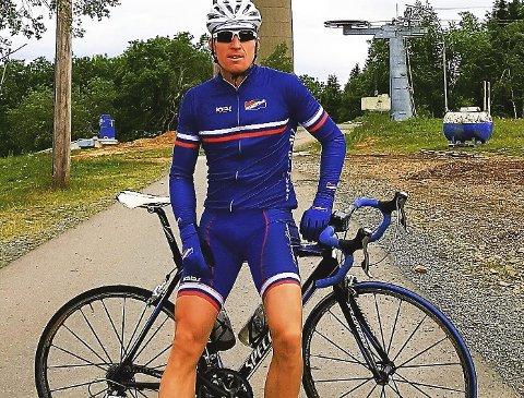 Liker kraftprøver: Atle Thoresen (45) fra Spydeberg syklet seg til tredelt seier i det 430 kilometer lange turrittet Jotunheimen Rundt. ARKIVFOTO: ØYSTEIN SØRENSEN